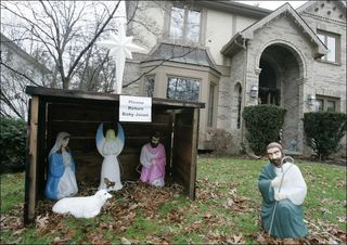Baby-Jesus-away-from-a-manger-It-s-sad