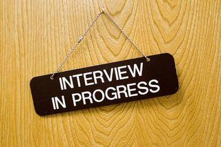 Interview-in-progress