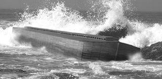 Global Flood Noah's Ark