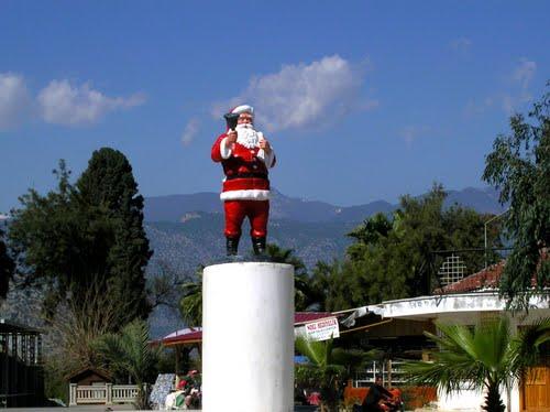 Demre-new santa